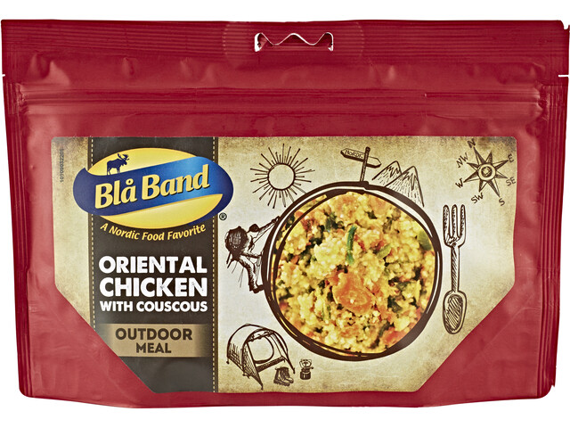 Bla Band Outdoor Meal Chicken with Couscous